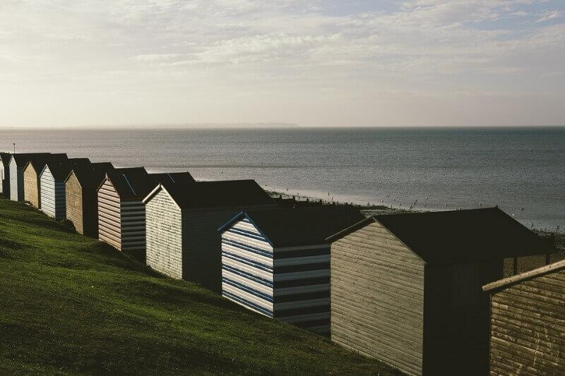Kent beach huts