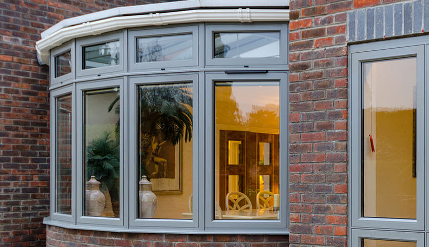 Up To 40 Off Aluminium Bay Windows In Kent Amp South East