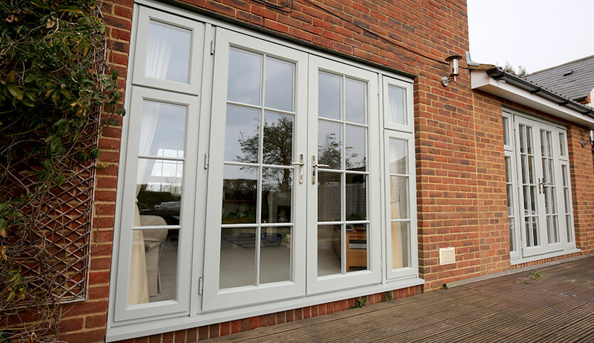 quality design 3d45b a3db2 Save up to 35% off uPVC French Doors in Kent & South East ...