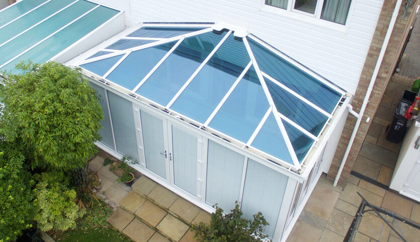 Glass Roof Fineline Double Glazing Installers Based In Kent