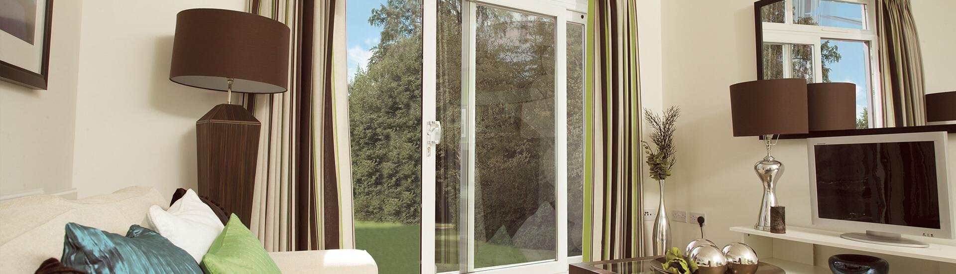Upvc Sliding Patio Doors Fineline Double Glazing Installers In Kent