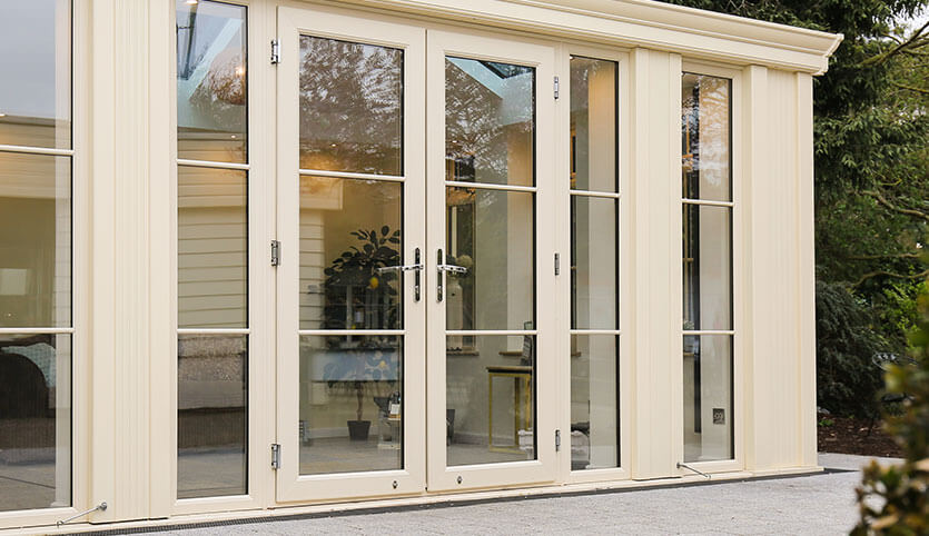 Save up to 35 off upvc french doors in kent south east fineline for How to install upvc french doors exterior