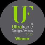 Ultraframe design awards winner 2020