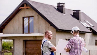 Builder visit